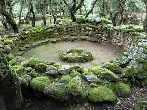 Bosa Complesso archeologico di Su Romanzesu, Bitti